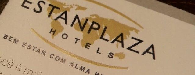 Estamplaza Paulista Boutique Hotel is one of Locais curtidos por Gabi.