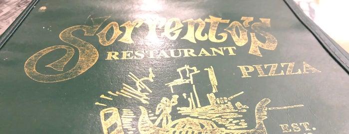 Sorrento's Pizza is one of Stephen'in Beğendiği Mekanlar.