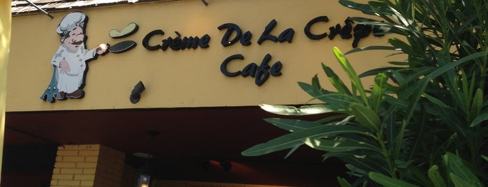 Creme de la Crepe is one of Los Angeles.