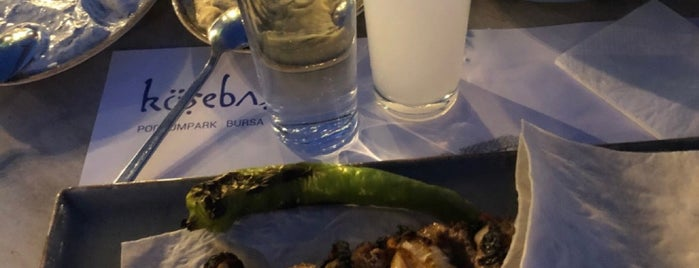 Köşebaşı is one of Ahmet'in Beğendiği Mekanlar.