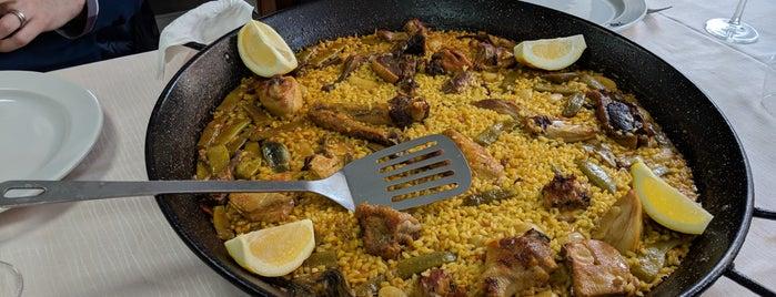 Restaurant Mateu is one of Valencia - restaurants & tapas bars.