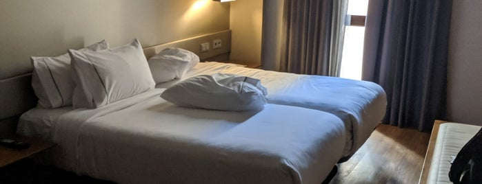 AC Hotel by Marriott Recoletos is one of Madrid.