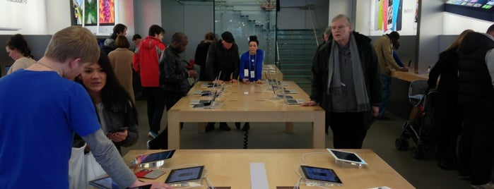 Apple Liverpool ONE is one of Posti che sono piaciuti a Stephen.