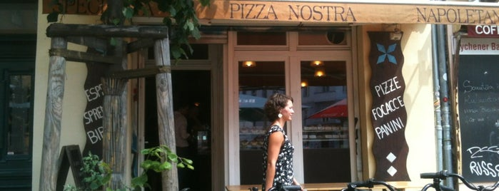 Pizza Nostra is one of Lieux qui ont plu à Stas.