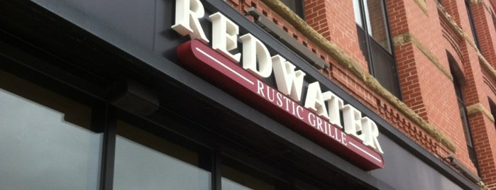 Redwater Rustic Grille is one of Posti salvati di Christopher.