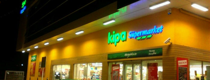 Kipa is one of Lugares favoritos de R. Gizem.