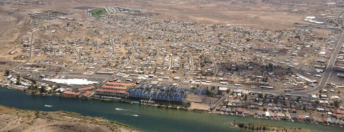 Aéroport international de Laughlin/Bullhead (IFP) is one of North American airports.