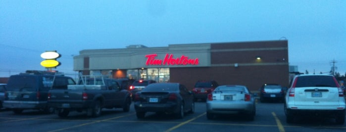 Tim Hortons is one of Someday when traveling.