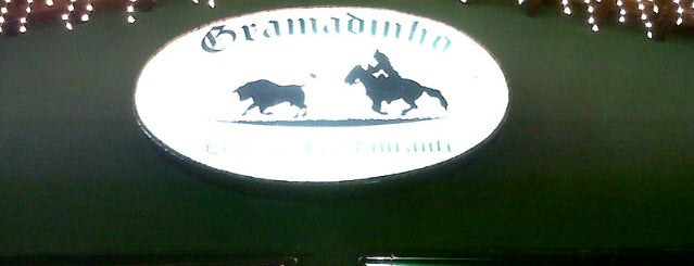 Churrascaria Gramado is one of Fernando 님이 저장한 장소.