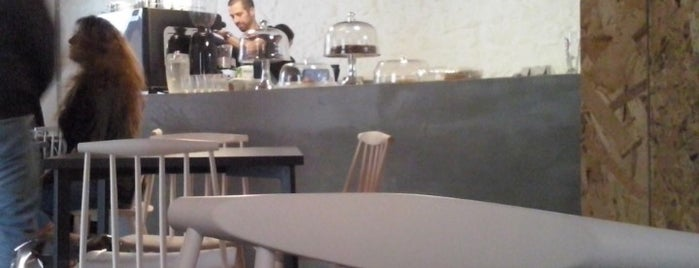 Oficina is one of Top picks for Cafés.