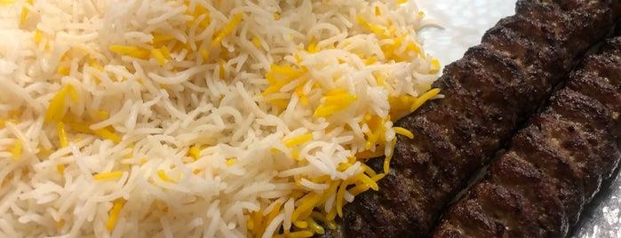 Qasr is one of Persian food in Europe.
