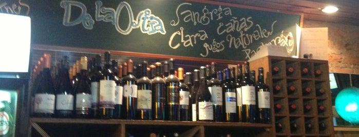 De la Ostia is one of Must Santiago.