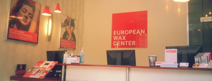European Wax Center is one of NY stops.