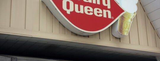 Dairy Queen is one of Johnさんのお気に入りスポット.