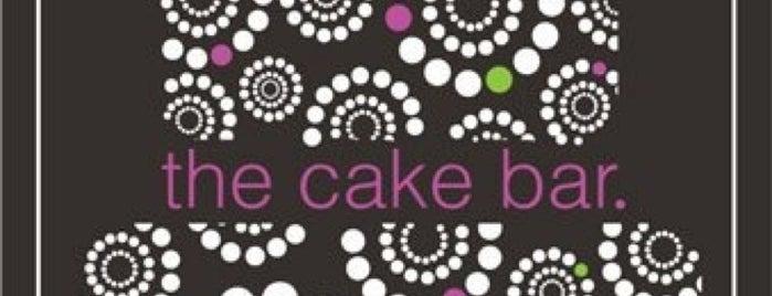 The Cake Bar is one of Lisa: сохраненные места.