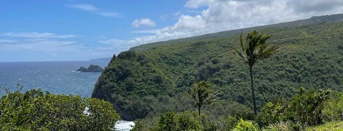 Pololu Trail is one of Hawai'i.