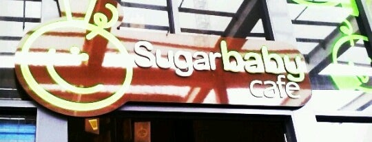 Sugarbaby Cafe is one of Sydney.