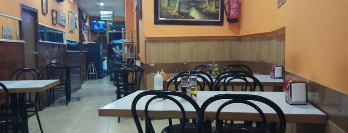Doner Kebab Baribar is one of Spain trip.