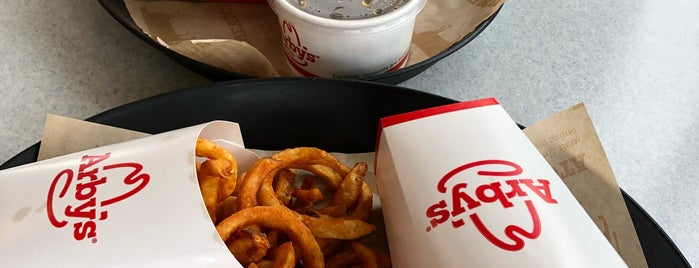 Arby's is one of Adrian 님이 좋아한 장소.