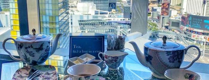 Tea Lounge is one of Las Vegas' Area Hidden Gems.