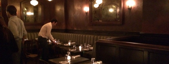 Louie & Chan is one of NYC Watering Holes.