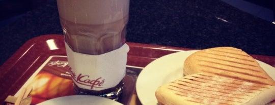 McCafe is one of Locais curtidos por Тарас.