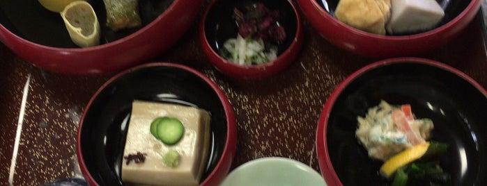 Izusen is one of Kyoto.