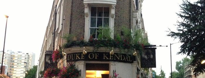 Duke of Kendal is one of Lugares favoritos de Thomas.