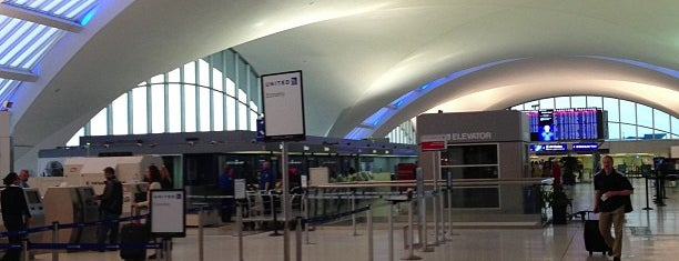 St. Louis Lambert International Airport (STL) is one of Airports I've Been To.