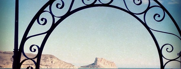 Mirador de Altea is one of Top 10 favorites places in Altea, Espanya.