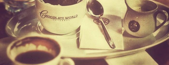 Kahve Dünyası is one of gidilmesi gereken mekanlar.