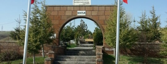 Ahlat Tarihi Selçuklu Mezarlığı is one of Elif : понравившиеся места.