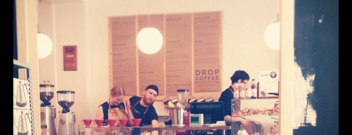 Drop Coffee is one of boschcoffee.
