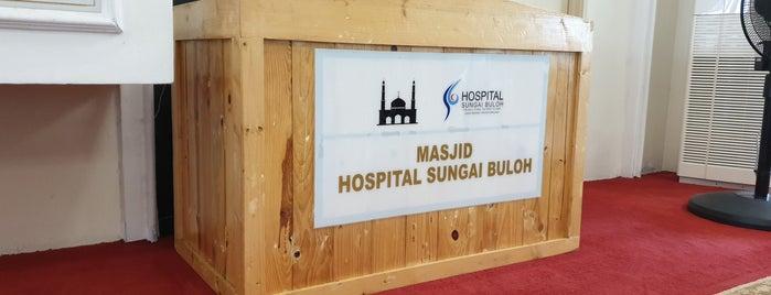 Masjid Ibnu Sina is one of masjid.