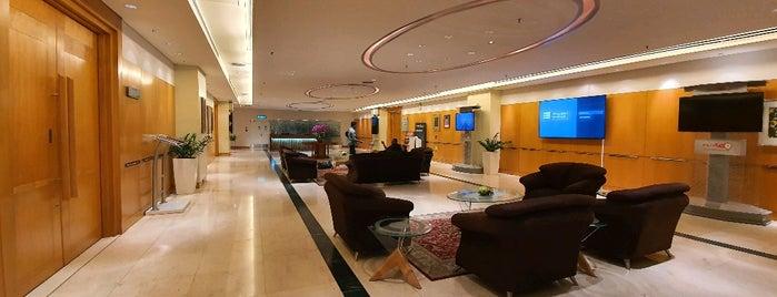 Bunga Raya VIP Complex (Terminal Bunga Raya) is one of Airports.