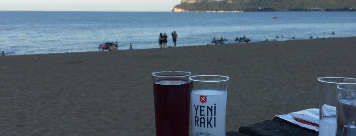 Kındıl Çeşme Sahil is one of Antalya piknik.