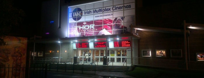 IMC Cinema is one of Orte, die Will gefallen.