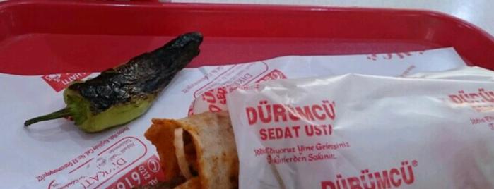 Dürümcü Sedat Usta is one of Bilal'ın Beğendiği Mekanlar.