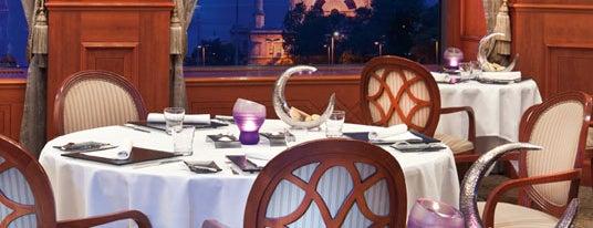 The Ritz Carlton, Cintemani Restaurant is one of Istambul.