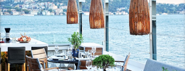 Banyan Restaurant is one of istanbul food.