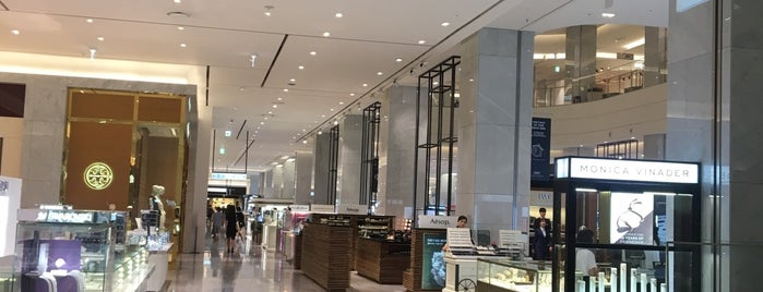 HYUNDAI Department Store is one of Seoul.