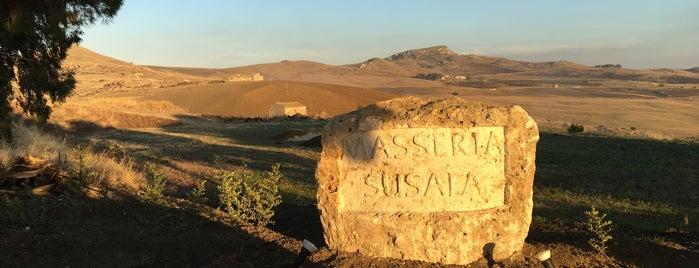 Masseria Susafa is one of Lieux sauvegardés par Isa.