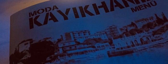 Kayıkhane Restaurant is one of Orte, die Hikmet gefallen.