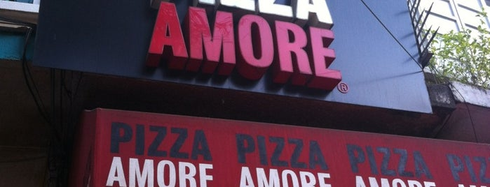 Pizza Amore is one of Mexico City's Best Pizza - 2013.