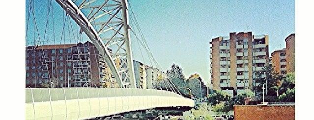 Ponte della Scienza is one of Rome.