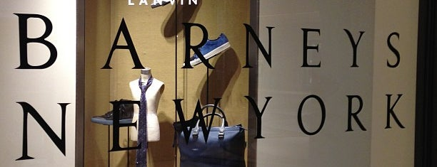 Barneys New York is one of Frank's Saved Places.