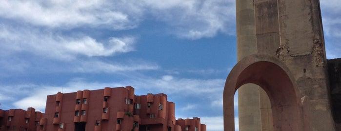 Ricardo Bofill Taller de Arquitectura is one of Barcelona.