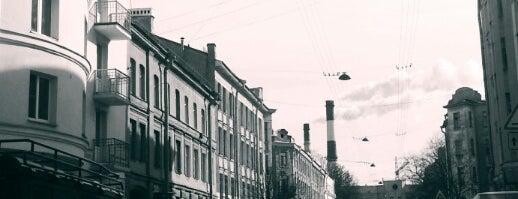 9-я Советская улица is one of Улицы.