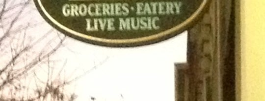 Puckett's Grocery & Restaurant is one of by necessity, not necessarily by choice (1 of 2).