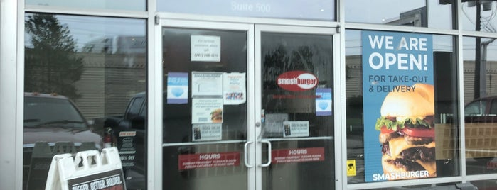 Smashburger is one of Phillip's Liked Places.
